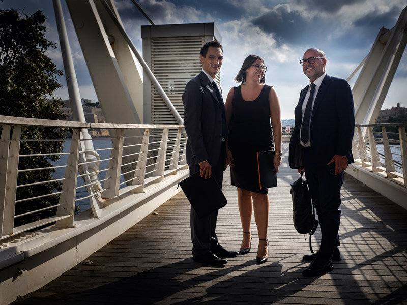 Executives Team - Framont & Partners Management