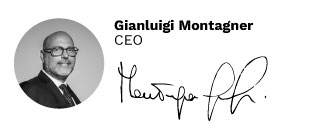 Gianluigi Montagner - CEO Framont & Partners Management