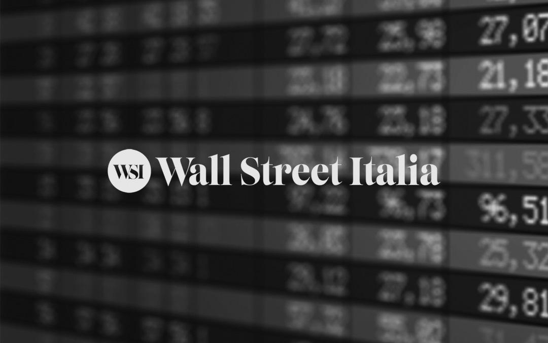 Avete letto il nostro punto sui mercati e sulla composizione dei portafogli sul nuovo numero di Wall Street Italia?